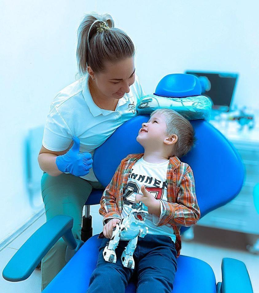 Найкращий дитячий стоматолог