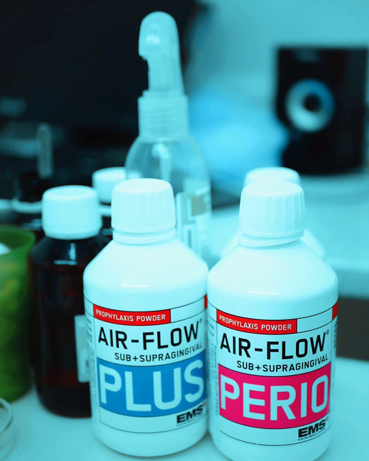 Професійний порошок для AirFlow чистки зубів