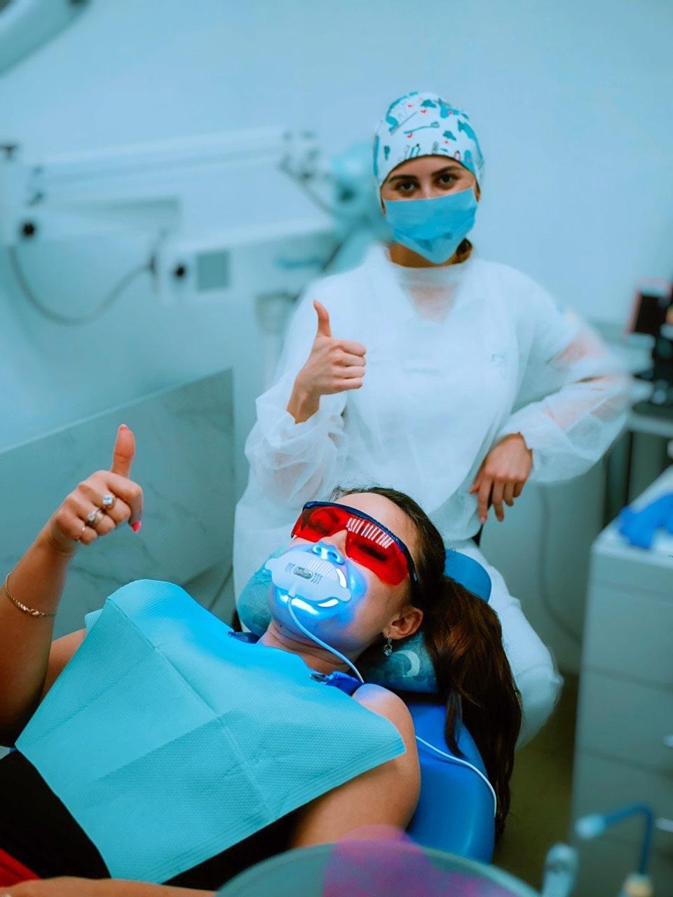 Відбілювання зубів системою Beyond