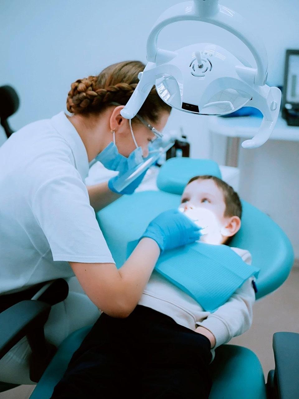 Лікування зубів Ірпінь